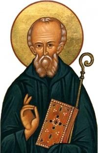 Колумба Ионский (Columba of Iona), преподобный, чудотворец