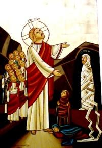 Публичное воскрешение Лазаря