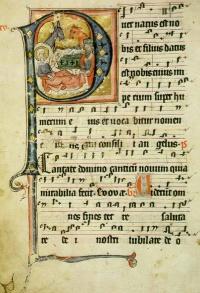Григорианский хорал (Canto Gregoriano)