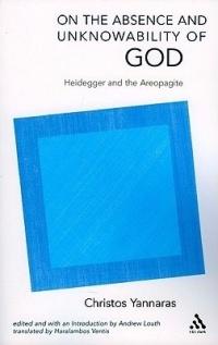 Хайдеггер и Ареопагит, или Об отсутствии и непознаваемости Бога
