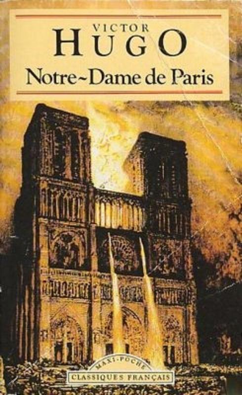 Гюго собор парижской богоматери скачать книгу
