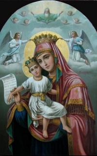 Молитва Пресвятой Богородице - Очень красивая песня- скачивай и слушай 3