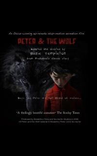 Мультфильм Петя и волк смотреть онлайн бесплатно в хорошем качестве