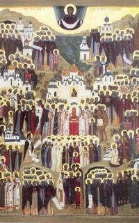 Жития русских святых (сентябрь — ноябрь)